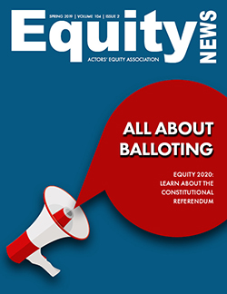 Cover image of Equity News: All About Balloting: Equity 2020: Learn about the Constitutional referendum.