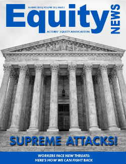 Cover image of Equity News: Supreme Attacks! Workers face new threats: here's how we can fight back.