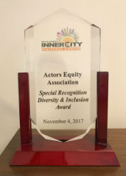 The Special Recognition Diversity & Inclusion Award
